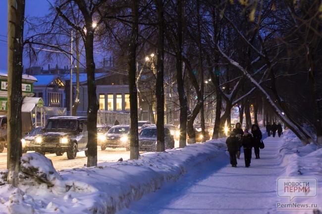 В Перми установят более четырех километров дорожных ограждений