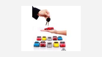 Компания по прокату легковых автомобилей