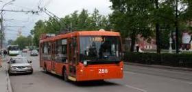 На время ремонтных работ на ул. Куйбышева в Перми будет изменено расписание движения троллейбусов