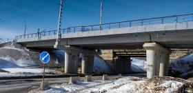 В Перми раньше срока отремонтируют проблемную дорожную развязку